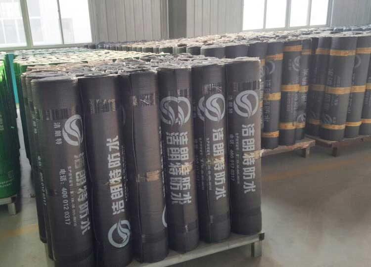 Membran Bitumen Modifikasi