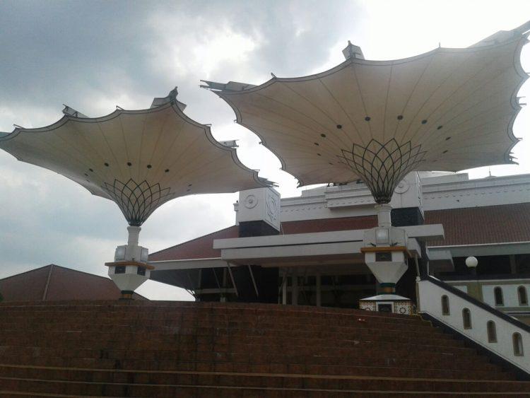 Payung Membrane Masjid