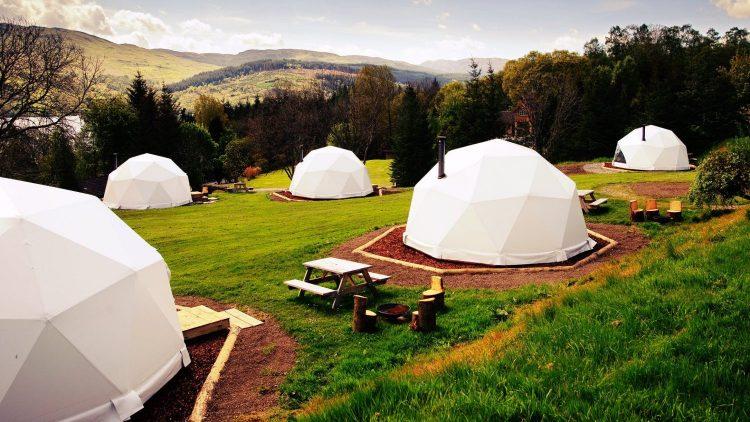 jasa pembuatan tenda camping mewah