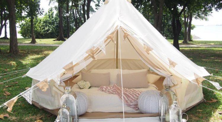 Glamping Tenda lonceng