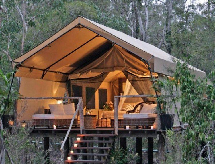 Glamping Tenda safari