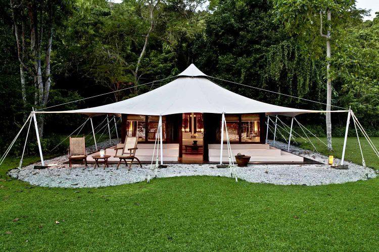 Memilih Tenda Glamping Berkualitas Baik