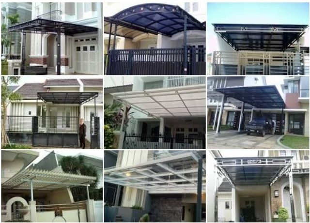 Harga canopy polycarbonate